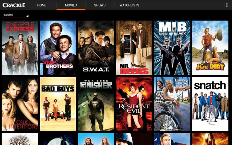 Getting Started with a Movie Download Service