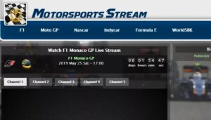 Motorstream TV